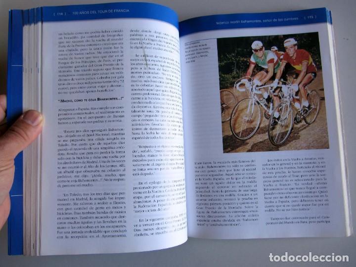Coleccionismo deportivo: 100 años del tour de Francia. Luis MiIguel Gonzalez. - Foto 15 - 217254368
