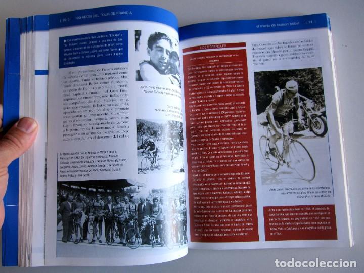 Coleccionismo deportivo: 100 años del tour de Francia. Luis MiIguel Gonzalez. - Foto 16 - 217254368