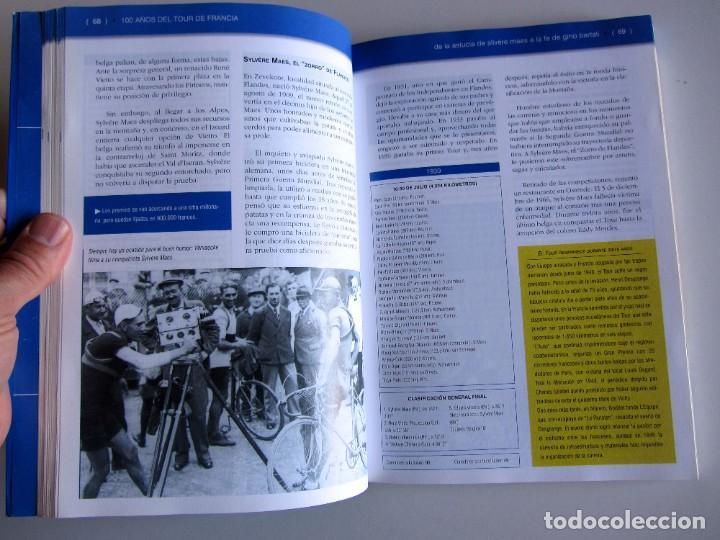 Coleccionismo deportivo: 100 años del tour de Francia. Luis MiIguel Gonzalez. - Foto 17 - 217254368