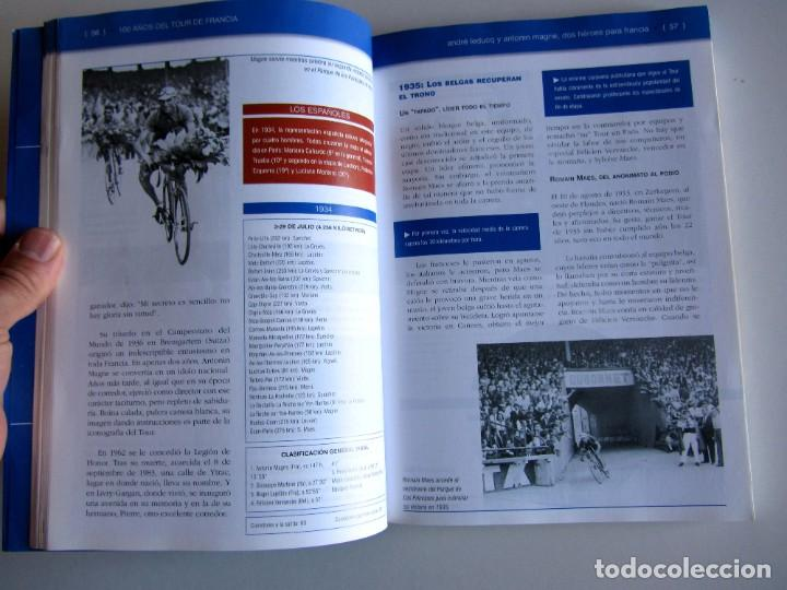 Coleccionismo deportivo: 100 años del tour de Francia. Luis MiIguel Gonzalez. - Foto 18 - 217254368