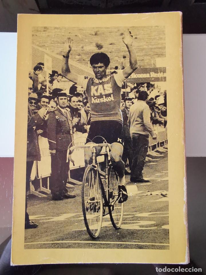 Coleccionismo deportivo: LIBRO CICLISMO CICLO DE DOLOR J.M. TARANGU 2ª EDICION VUELTA CICLISTA - Foto 3 - 219374277