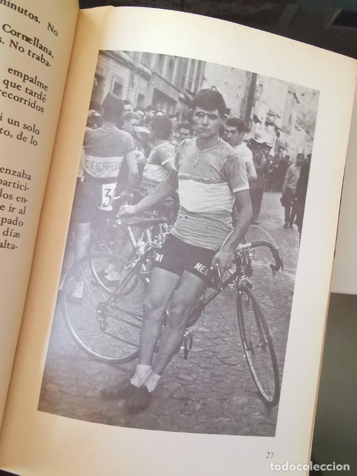 Coleccionismo deportivo: LIBRO CICLISMO CICLO DE DOLOR J.M. TARANGU 2ª EDICION VUELTA CICLISTA - Foto 6 - 219374277