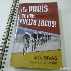 Collezionismo sportivo: EN OPARIS SE HAN VUELTO LOCOS - JON RIVAS - N 9. Lote 219477825