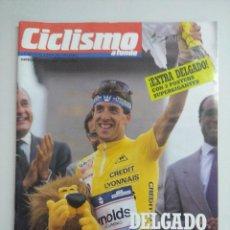 Coleccionismo deportivo: CICLISMO A FONDO Nº2 EXTRA PERICO DELGADO.. Lote 221117727
