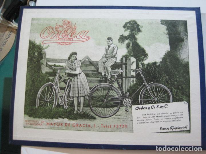 Coleccionismo deportivo: CICLISMO-XXV VUELTA CICLISTA A CATALUÑA-AÑO 1945-GRAN PREMIO PIRELLI-UD SANS-VER FOTOS-(K-728) - Foto 6 - 221609837