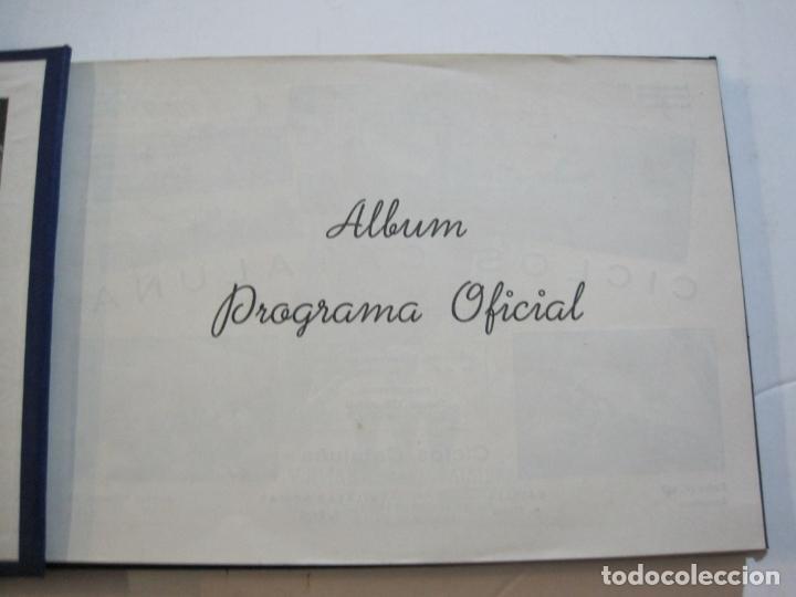 Coleccionismo deportivo: CICLISMO-XXV VUELTA CICLISTA A CATALUÑA-AÑO 1945-GRAN PREMIO PIRELLI-UD SANS-VER FOTOS-(K-728) - Foto 8 - 221609837