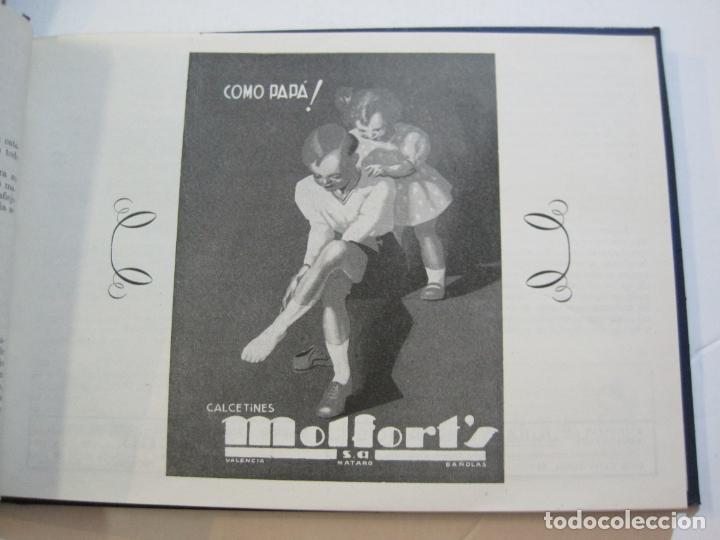Coleccionismo deportivo: CICLISMO-XXV VUELTA CICLISTA A CATALUÑA-AÑO 1945-GRAN PREMIO PIRELLI-UD SANS-VER FOTOS-(K-728) - Foto 21 - 221609837