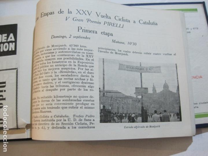 Coleccionismo deportivo: CICLISMO-XXV VUELTA CICLISTA A CATALUÑA-AÑO 1945-GRAN PREMIO PIRELLI-UD SANS-VER FOTOS-(K-728) - Foto 37 - 221609837