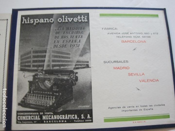 Coleccionismo deportivo: CICLISMO-XXV VUELTA CICLISTA A CATALUÑA-AÑO 1945-GRAN PREMIO PIRELLI-UD SANS-VER FOTOS-(K-728) - Foto 41 - 221609837