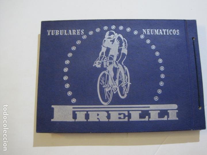 Coleccionismo deportivo: CICLISMO-XXV VUELTA CICLISTA A CATALUÑA-AÑO 1945-GRAN PREMIO PIRELLI-UD SANS-VER FOTOS-(K-728) - Foto 42 - 221609837