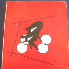 Coleccionismo deportivo: JUAN CARLOS PEREZ - EL CICLISMO EN PISTA 1976. Lote 222449771