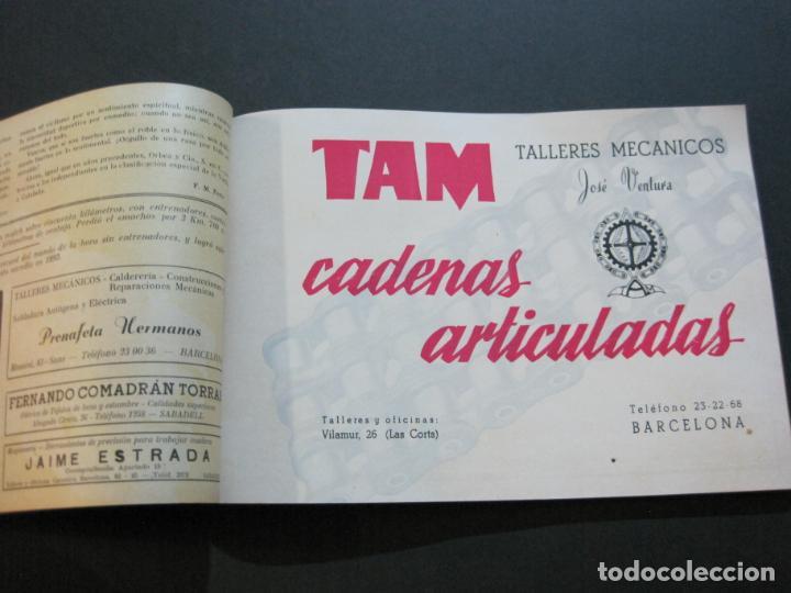 Coleccionismo deportivo: CICLISMO-XXX VUELTA CICLISTA A CATALUÑA-PREMIO PIRELLI-AÑO 1950-PROGRAMA ANTIGUO-VER FOTOS-(K-1001) - Foto 20 - 224248585