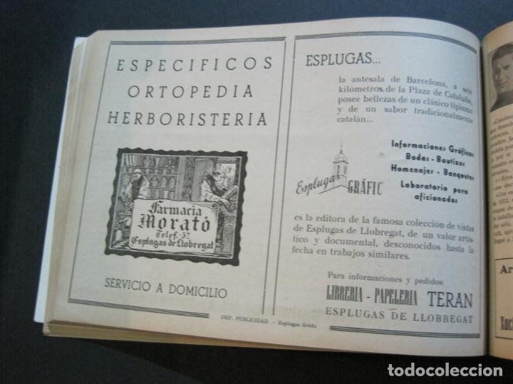 Coleccionismo deportivo: CICLISMO-XXX VUELTA CICLISTA A CATALUÑA-PREMIO PIRELLI-AÑO 1950-PROGRAMA ANTIGUO-VER FOTOS-(K-1001) - Foto 27 - 224248585