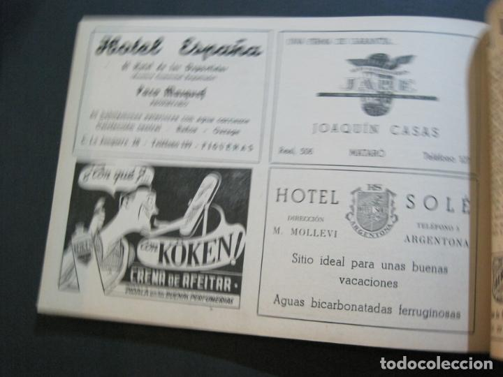 Coleccionismo deportivo: CICLISMO-XXX VUELTA CICLISTA A CATALUÑA-PREMIO PIRELLI-AÑO 1950-PROGRAMA ANTIGUO-VER FOTOS-(K-1001) - Foto 31 - 224248585