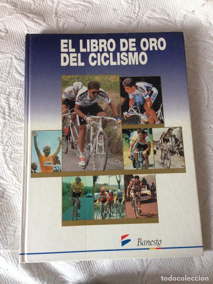 EL LIBRO DE ORO DEL CICLISMO - BANESTO 1991 (Coleccionismo Deportivo - Libros de Ciclismo)