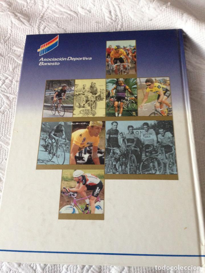 Coleccionismo deportivo: EL LIBRO DE ORO DEL CICLISMO - BANESTO 1991 - Foto 6 - 225210641