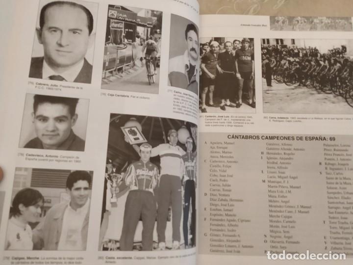 Coleccionismo deportivo: UNO A UNO de la A a la Z ARMANDO GONZÁLEZ RUÍZ CICLISMO CANTABRIA ÚNICO COLECCIONISTAS - Foto 3 - 232840115