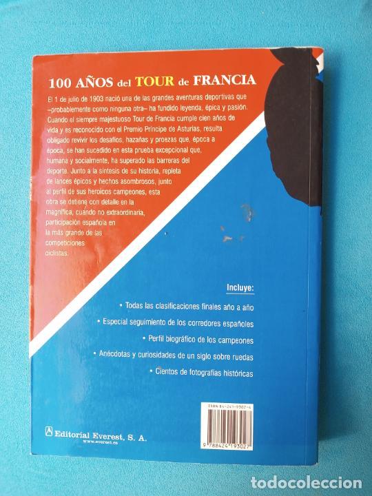 Coleccionismo deportivo: 100 años del Tour de Francia - Luis Miguel Gonzalez - Foto 2 - 235280880