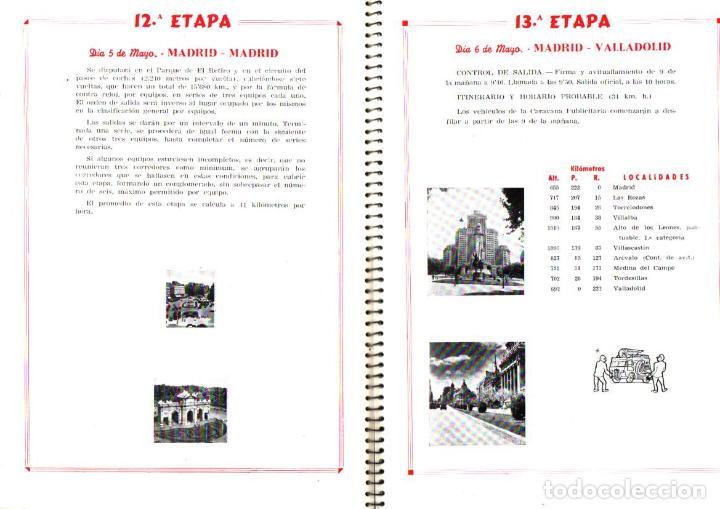 Coleccionismo deportivo: VUELTA CICLISTA A ESPAÑA 1955 - 120 PÁGINAS - PUBLICIDAD BISCUTER, COCA-COLA.... - Foto 8 - 236112470