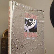 Coleccionismo deportivo: CANTABRIA CICLISTA: 100 AÑOS DE GLORIA, 1895-1995. Lote 246984685
