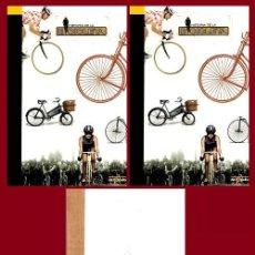 Coleccionismo deportivo: DIFICIL DE ENCONTRAR. HISTORIA DE LA BICICLETA. 3 TOMOS. CICLISMO. ED. DEL PRADO. LEER DESCRIPCION.. Lote 249316470