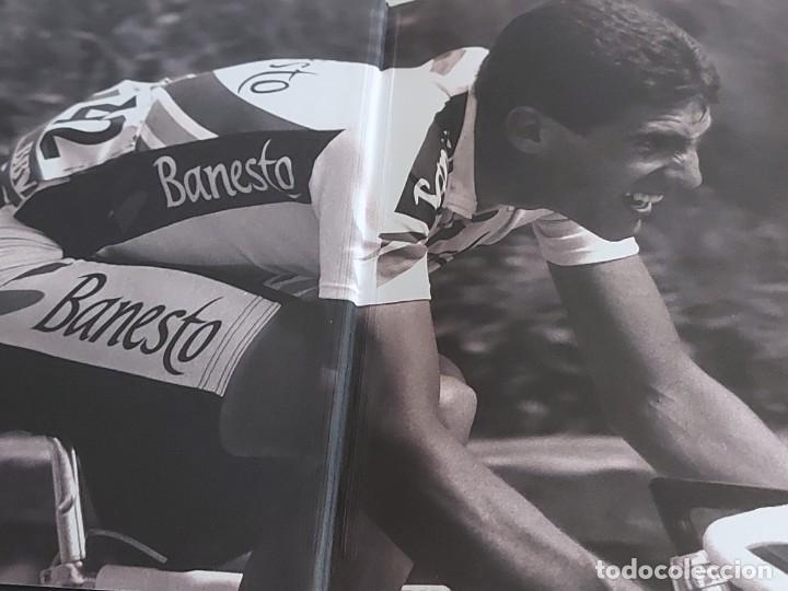 Coleccionismo deportivo: LA ESTELA DE MIGUEL EN 101 IMÁGENES / CARLOS TIGERO / ED: CULTURA CICLISTA-2018 / COMO NUEVO - Foto 2 - 263109225