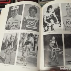 Coleccionismo deportivo: XXV AÑOS DEL CINTURÓN CICLISTA INTERNACIONAL A MALLORCA . BERNARDO COMAS. 1990. Lote 263938200