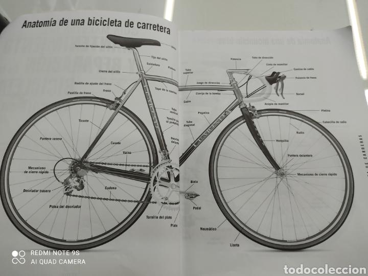 Coleccionismo deportivo: GUIA MAESTRA DEL MANTENIMIENTO Y REPARACION DE LA BICICLETA DE CARRETERA Y MOUNTAIN BIKE Jim Langley - Foto 5 - 265956593