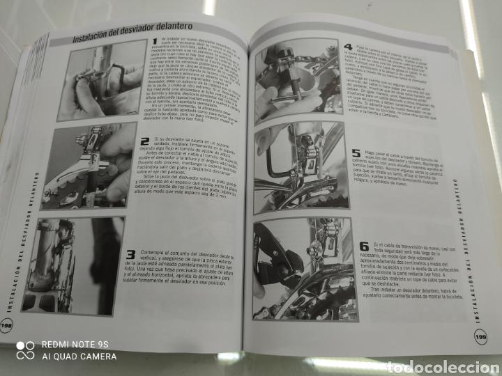 Coleccionismo deportivo: GUIA MAESTRA DEL MANTENIMIENTO Y REPARACION DE LA BICICLETA DE CARRETERA Y MOUNTAIN BIKE Jim Langley - Foto 7 - 265956593