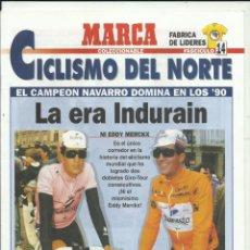 Colecionismo desportivo: CICLISMO DEL NORTE MARCA Nº14. Lote 266748408
