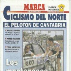 Colecionismo desportivo: CICLISMO DEL NORTE MARCA N ESPECIAL. Lote 266751178