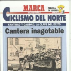 Colecionismo desportivo: CICLISMO DEL NORTE 11. Lote 266776044