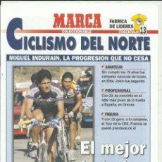 Colecionismo desportivo: CICLISMO DEL NORTE 13. Lote 266782519