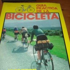 Coleccionismo deportivo: GUIA PRACTICA DE LA BICICLETA . JOHN WILCOCKSON. EST22B4. Lote 267550189