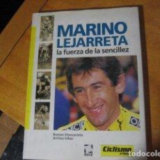 Coleccionismo deportivo: MARINO LEJARRETA, RAMON ETXEZARRETA ( DEPORTE VG. Lote 268604519