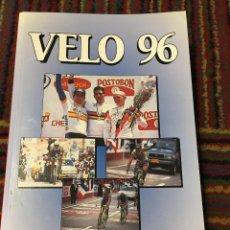 Coleccionismo deportivo: VÉLO 96 - HARRY VAN DEN BREMT ANUARIO CICLISTA. Lote 270214723