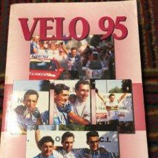 Coleccionismo deportivo: VÉLO 95 - HARRY VAN DEN BREMT ANUARIO. Lote 270214803