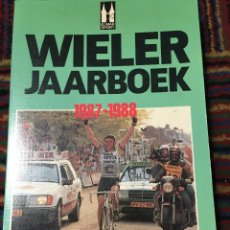 Coleccionismo deportivo: WIELER REVUE 1987 - 1988 ANUARIO CICLISTA. Lote 270216258