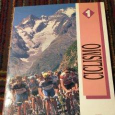 Coleccionismo deportivo: CICLISMO / JOSÉ LUIS ALGARRA. COMITÉ OLÍMPICO ESPAÑOL. Lote 270218043
