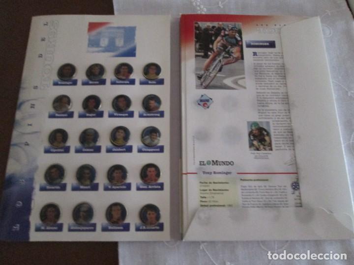 Coleccionismo deportivo: TOURS 95 - Foto 2 - 273251128