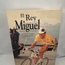 Coleccionismo deportivo: EL REY MIGUEL. Lote 279348233