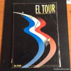 Coleccionismo deportivo: EL TOUR.EL PAIS , LÁMINAS. Lote 280696853