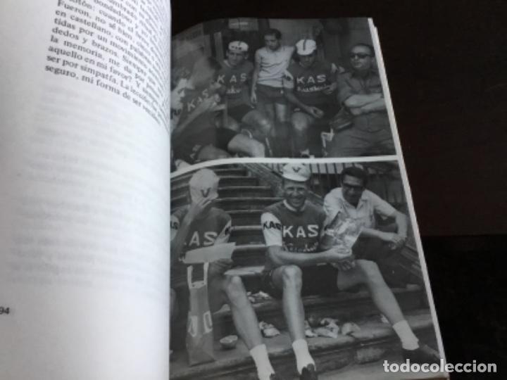 Coleccionismo deportivo: VELEZ UN CICLISTA JUAN JOSE URRACA 1971 PROLOGO DE DON MANUEL SERDAN - Foto 2 - 285648163