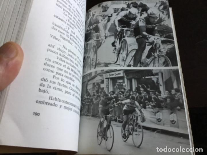 Coleccionismo deportivo: VELEZ UN CICLISTA JUAN JOSE URRACA 1971 PROLOGO DE DON MANUEL SERDAN - Foto 4 - 285648163