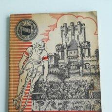 Coleccionismo deportivo: SOCIEDAD CICLISTA BILBAINA. PROGRAMA 1951.. Lote 289252393