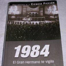 Libros: 1984. EL GRAN HERMANO TE VIGILA. POR GEORGE ORWELL. PLANETA. 2005. A ESTRENAR. Lote 20989329