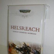Libros: HELSREACH - BATALLAS DE LOS MARINES ESPACIALES 1 - WARHAMMER 40.000 - DEMBSKI-BOWDEN - TIMUN MAS. Lote 27044787