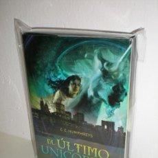 Libros: EL ULTIMO UNICORNIO (CARTONÉ) - C. C. HUMPREY'S. Lote 27708879