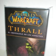 Libros: WORLD OF WARCRAFT - THRALL. EL CREPÚSCULO DE LOS ASPECTOS (CARTONÉ) - CHRISTIE GOLDEN - PANINI. Lote 28313803