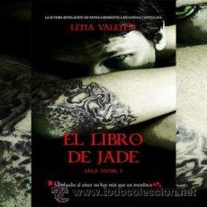 Libros: NARRATIVA. NOVELA. VANIR I. EL LIBRO DE JADE - LENA VALENTI. Lote 42191231